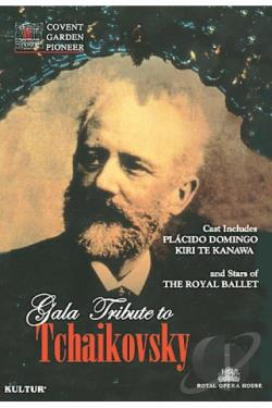 Gala Tribute To Tchaikovsky DVD Cover Art