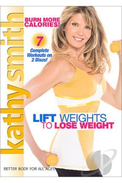 Kathy Smith - Lift Weight To Lose Weight: Double Feature DVD Cover Art