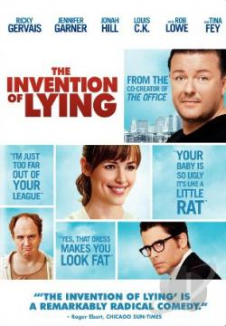Invention of Lying DVD Cover Art