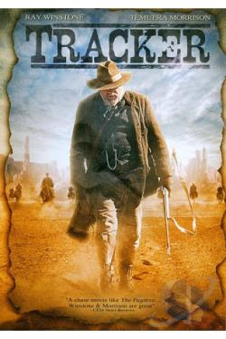 Tracker DVD Cover Art