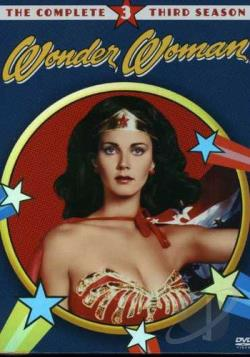 Wonder Woman - The Complete Third Season DVD Cover Art