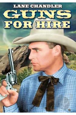 Guns for Hire DVD Cover Art