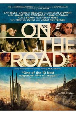 On the Road DVD Cover Art