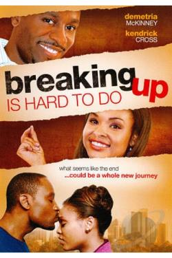 Breaking Up Is Hard to Do DVD Cover Art