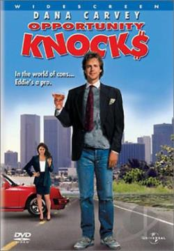 Opportunity Knocks DVD Cover Art