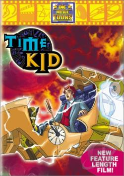 Time Kid DVD Cover Art