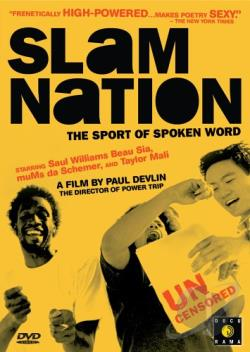 Slam Nation DVD Cover Art