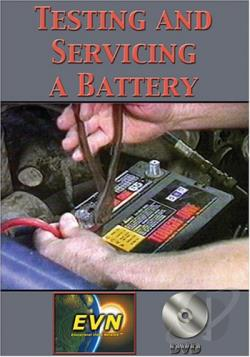 Testing and Servicing a Battery DVD Cover Art