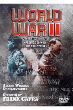 World War II - Vol. 1 DVD Cover Art