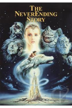 Neverending Story DVD Cover Art