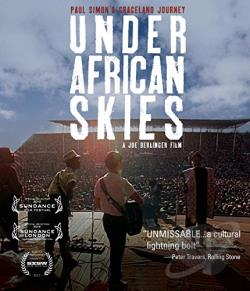 Under African Skies BRAY Cover Art