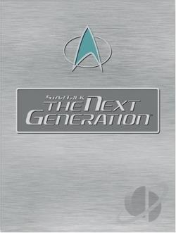 Star Trek: The Next Generation - Season 5 DVD Cover Art