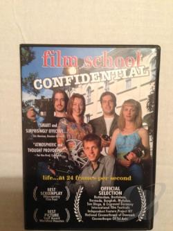 Film School Confidential DVD Cover Art