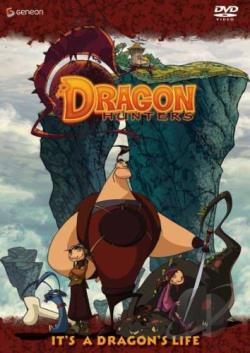 Dragon Hunters - Vol. 1: So Many Dragons, So Little Time DVD Cover Art