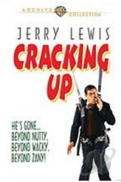 Cracking Up DVD Cover Art