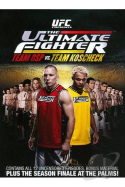 UFC: The Ultimate Fighter - Season 12 DVD Cover Art