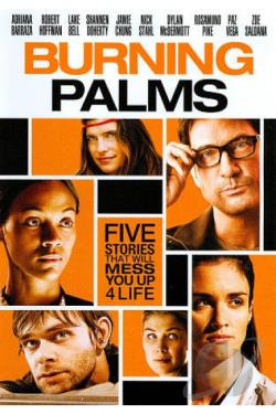 Burning Palms DVD Cover Art