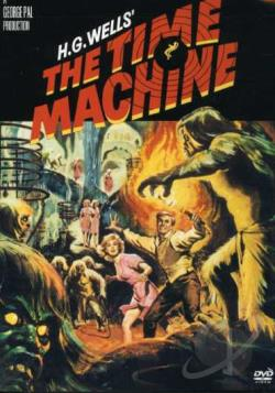 Time Machine DVD Cover Art