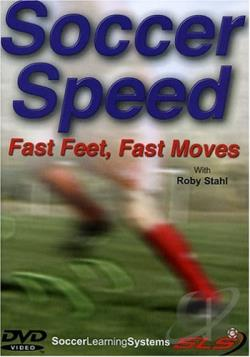 Soccer Speed - Fast Feet, Fast Moves DVD Cover Art