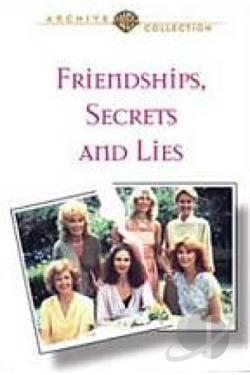 Friendships, Secrets and Lies DVD Cover Art