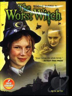 Worst Witch - Collection: Vol. 4 DVD Cover Art