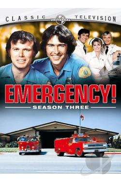 Emergency! - Season 3 DVD Cover Art