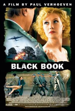 Black Book DVD Cover Art