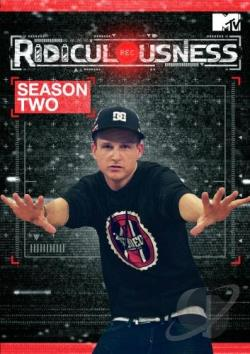 Ridiculousness: Season 2 DVD Cover Art