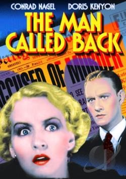 Man Called Back DVD Cover Art