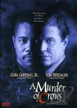 Murder of Crows DVD Cover Art
