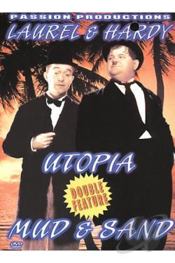 Utopia/Mud & Sand DVD Cover Art