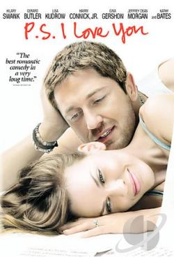 P.S. I Love You DVD Cover Art