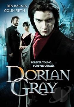 Dorian Gray DVD Cover Art