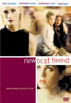 New Best Friend DVD Cover Art
