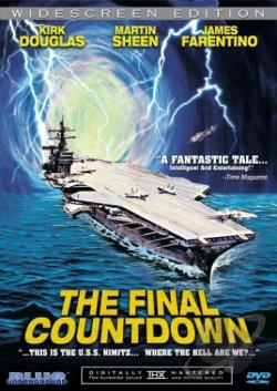Final Countdown DVD Cover Art