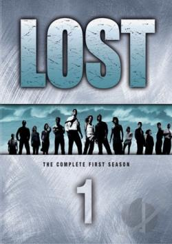 Lost - The Complete First Season DVD Cover Art