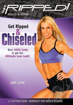 Jari Love - Get Ripped! Ripped & Chiseled DVD Cover Art