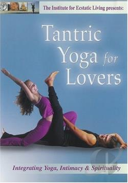 Tantric Yoga For Lovers DVD Cover Art