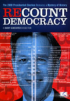 Recount Democracy DVD Cover Art