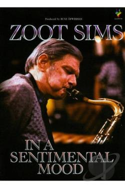 Zoot Sims - In a Sentimental Mood DVD Cover Art
