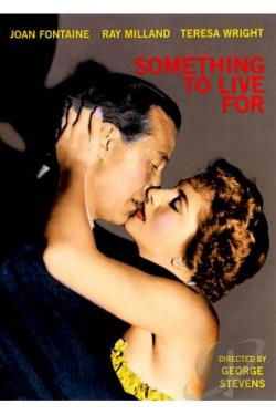Something to Live For DVD Cover Art