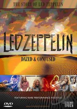 Led Zeppelin: Dazed & Confused DVD Cover Art