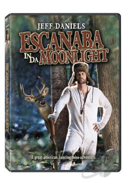 Escanaba in Da Moonlight DVD Cover Art
