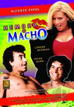 Hembra o Macho DVD Cover Art