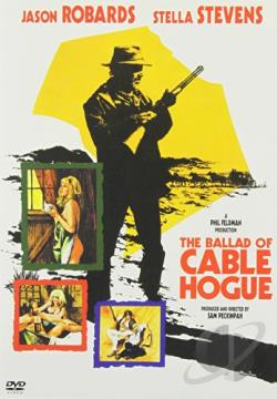 Ballad Of Cable Hogue DVD Cover Art