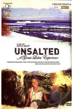 Unsalted: A Great Lakes Experience DVD Cover Art