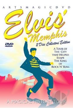 Elvis' Memphis DVD Cover Art