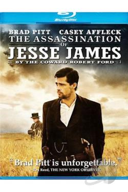 Assassination of Jesse James by the Coward Robert Ford BRAY Cover Art