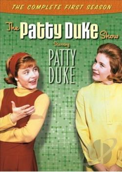 Patty Duke Show - The Complete First Season DVD Cover Art