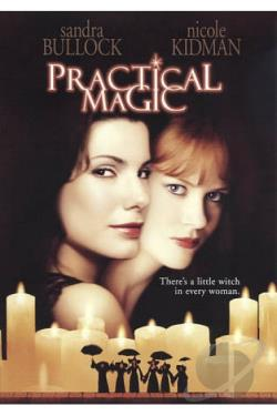 Practical Magic DVD Cover Art